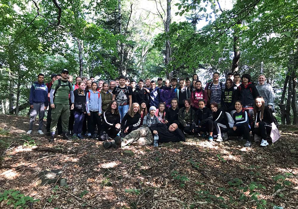 Obóz integracyjny – Wapienne
