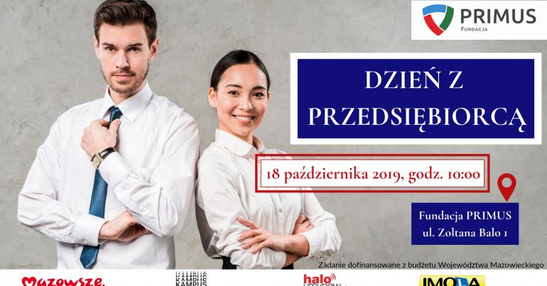 Konferencja dla młodych przedsiębiorców