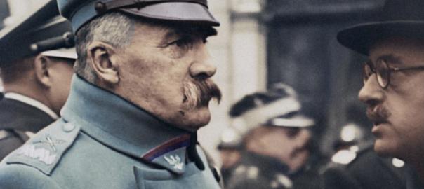 Piłsudski na wielkim ekranie